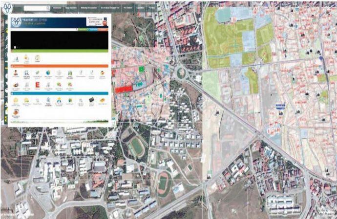 Yakutiye Belediyesi'nde Akıllı Kent Teknoloji Devri