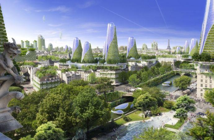 Yeşil Projeler ve Sıfır Enerjili Binalar