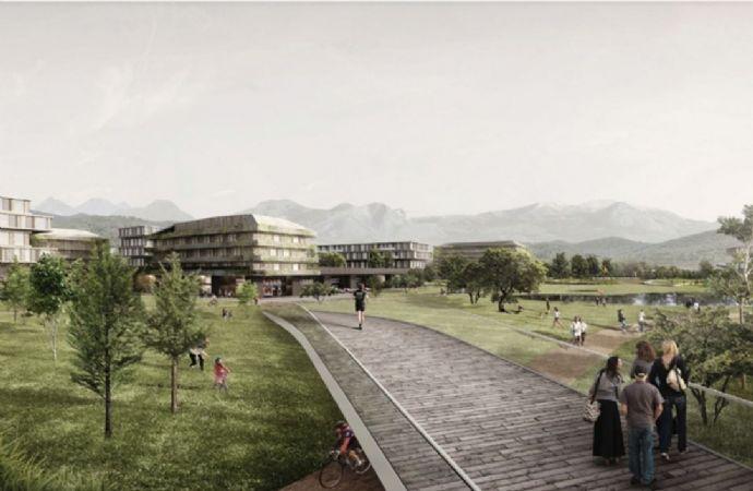 Antalya'nın Rüya Projesi'nin İmar Planları Onaylandı