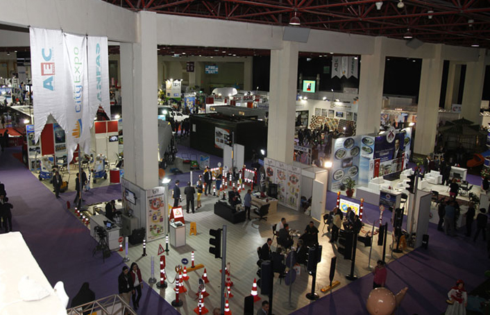 Antalya City Expo 2016 Kapılarını Açtı