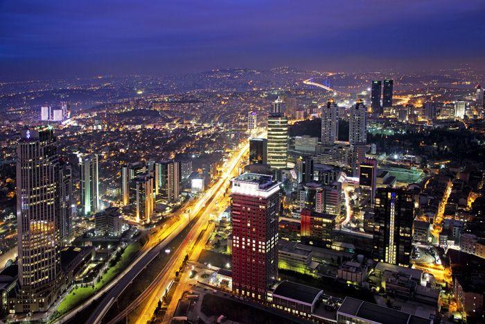 Dünya Sahnesinde İstanbul