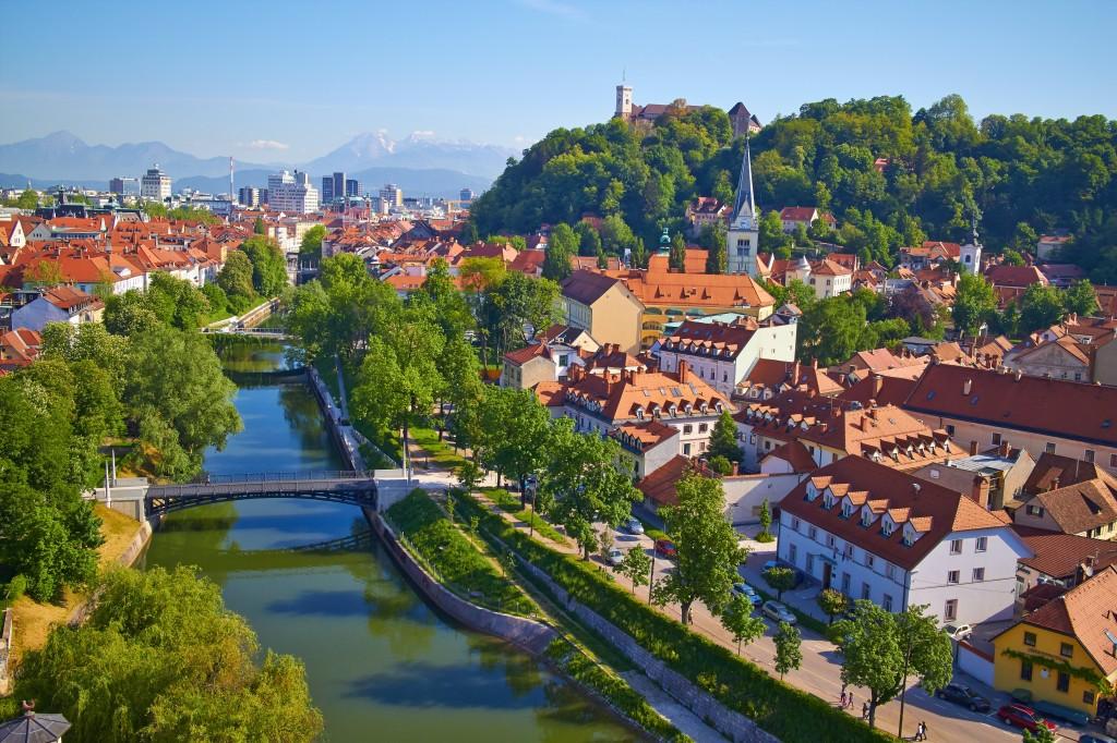 2016 Yılının Yeşil Başkenti: Ljubljana