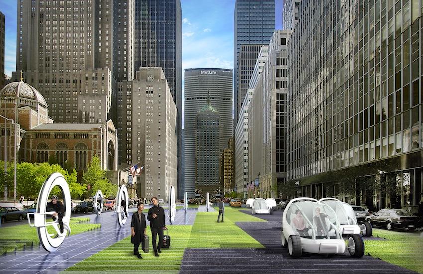 Geleceğin Kentlerinde Mobilite