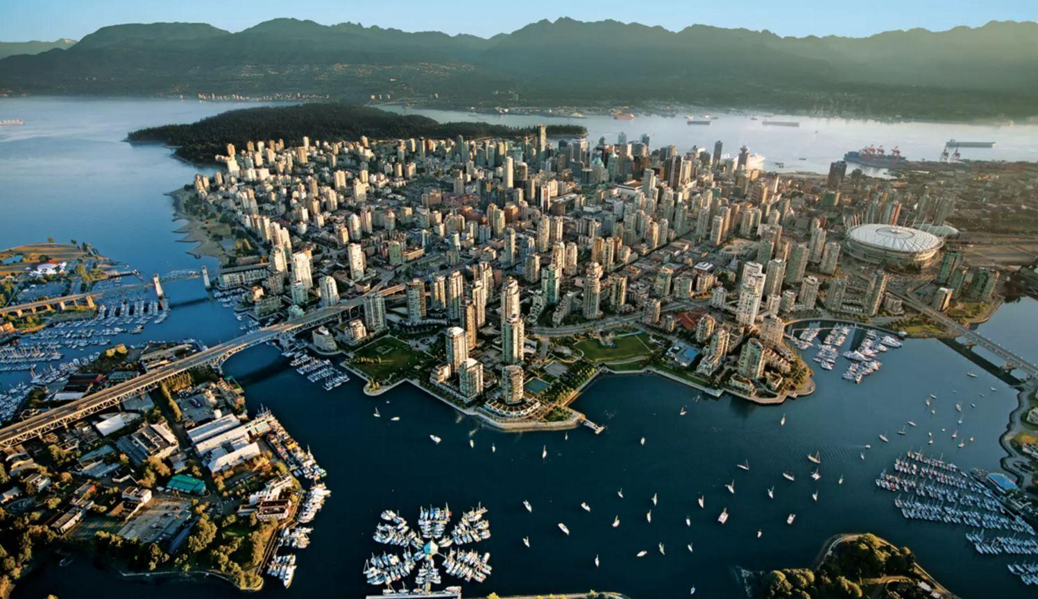 Dünyanın En Yeşil Akıllı Kenti: Vancouver