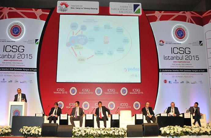 Uluslararası İstanbul Akıllı Şebekeler ve Şehirler Kongre ve Fuarı Kapılarını Açıyor