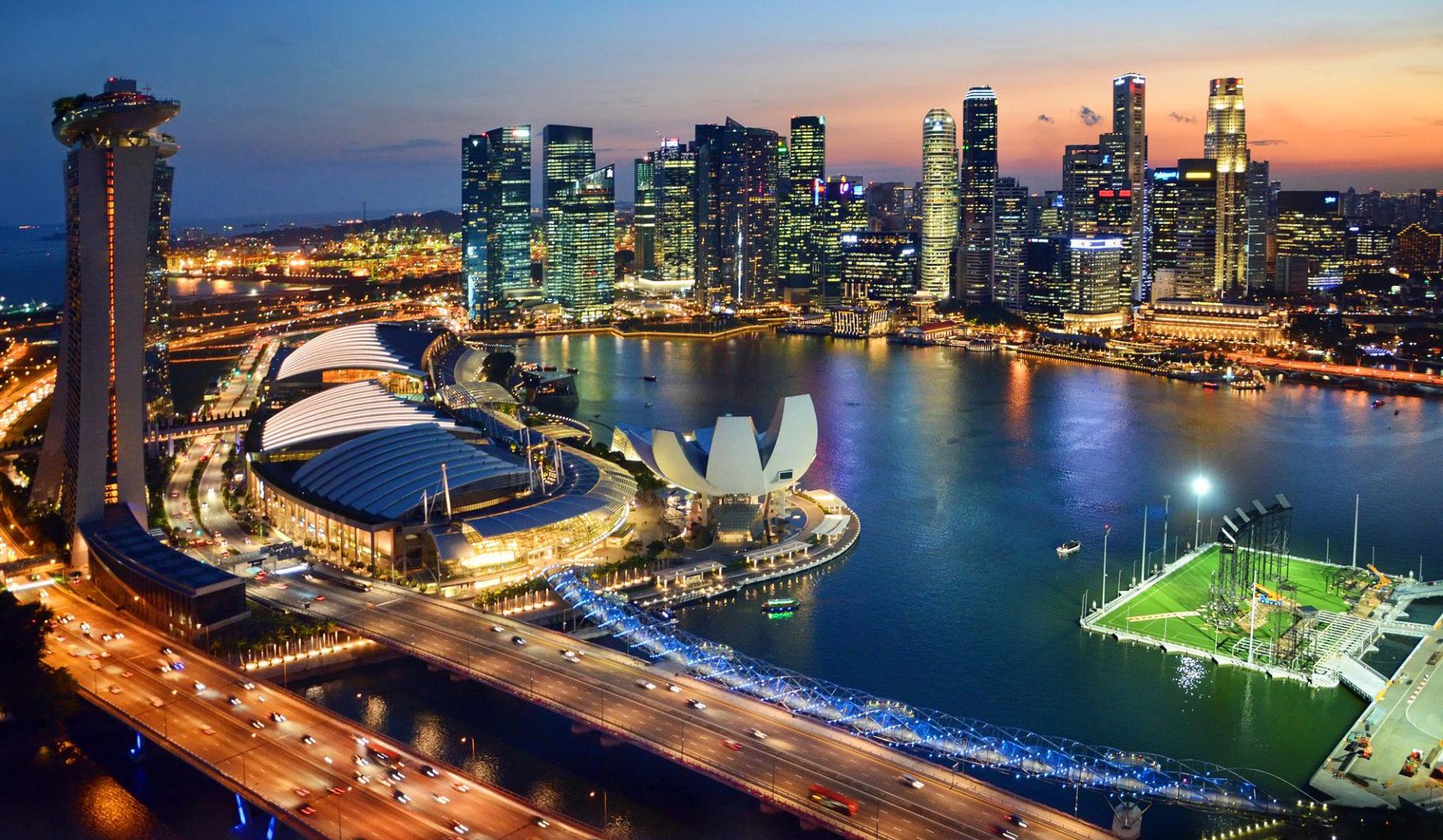 Singapur: Akıllı Kentlerde Yeni Bir Boyut