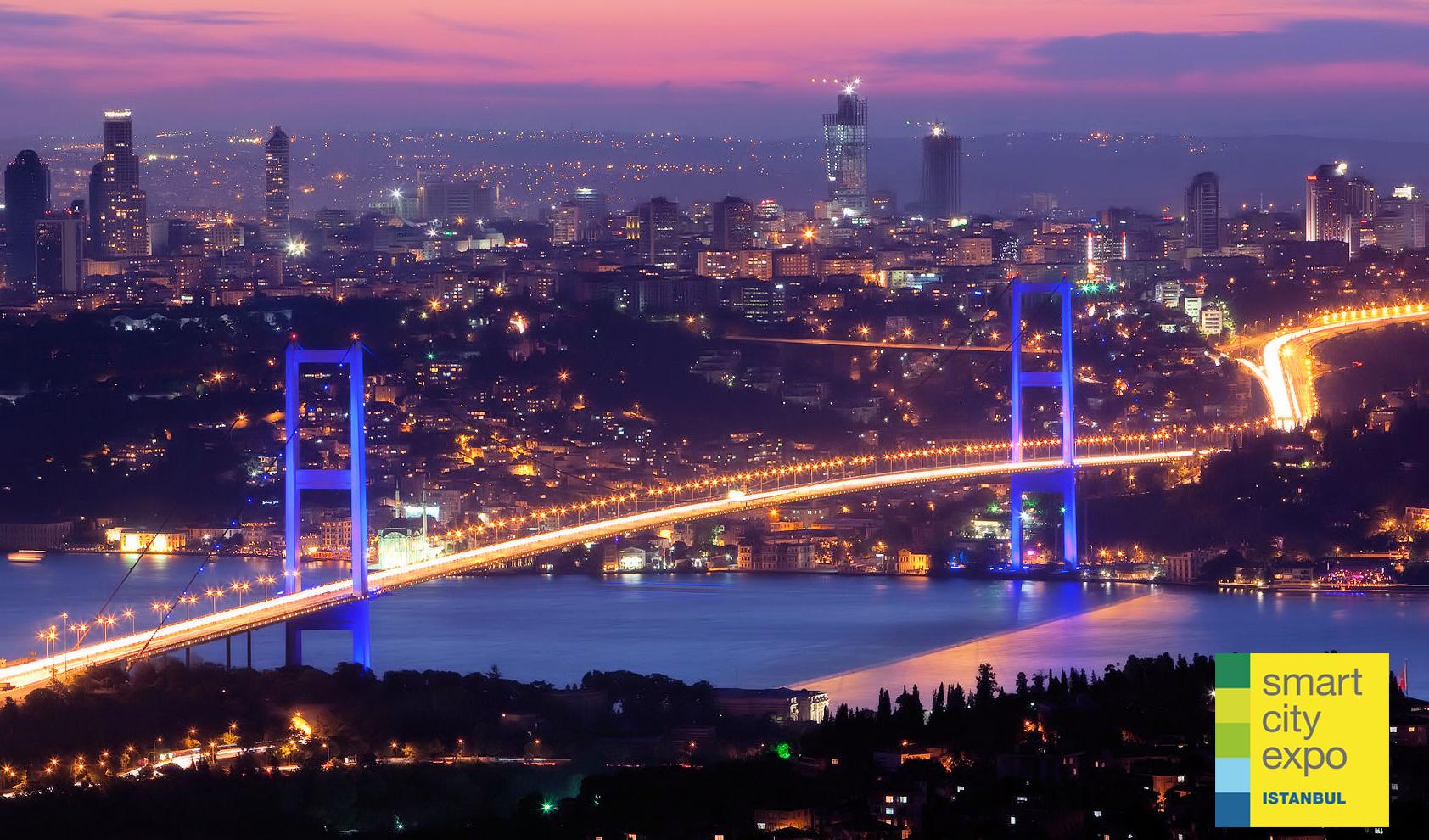 İstanbul Akıllı Kentlere Ev Sahipliği Yapacak