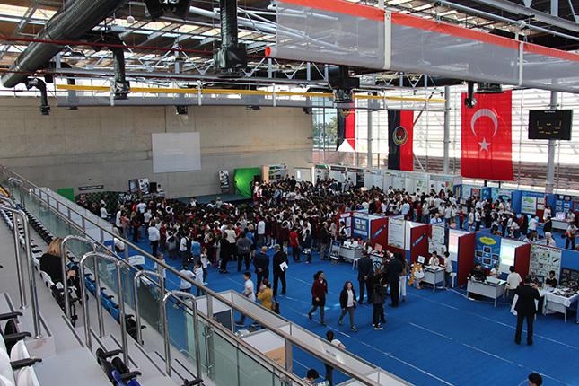 6-8 Ekim Yazılım Teknoloji İletişim Fuarı Antalya Expo Center
